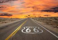 Route 66 Road Trip, USA