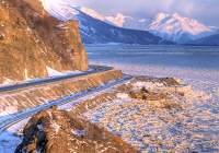 Road Trip Adventure in the Seward Highway of Alaska