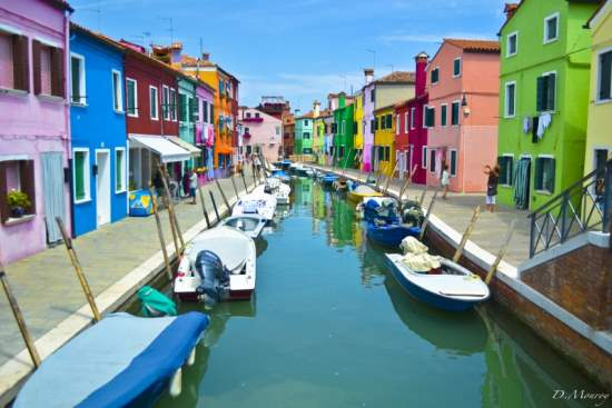10 of the Most Colourful Cities