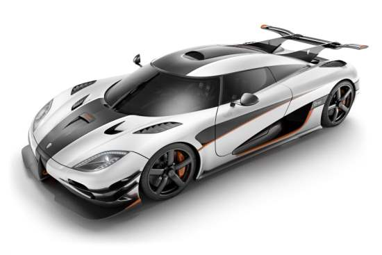 Koenigsegg One:1 - The True King of the Road