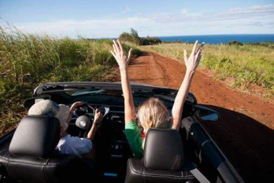 5 Tips for Making Your Fly Drive Holiday a Success