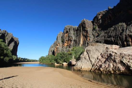 Windjana Gorge National Park, Western Australia : Tourist Guide
