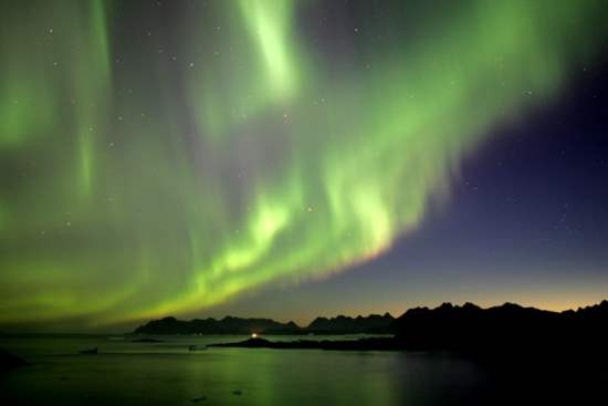 10 of the Best Places to See the Northern Lights