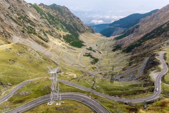 Top 10 Most Scenic Driving Roads in Europe