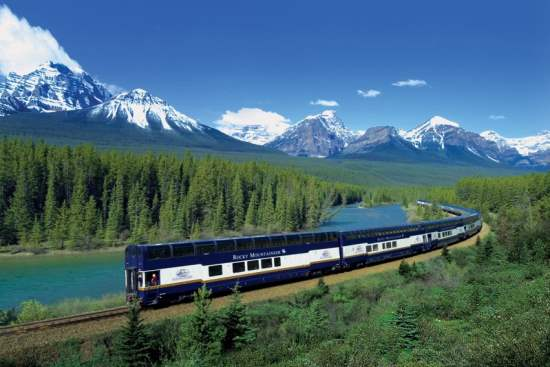 5 of the World's Best Railway Journeys