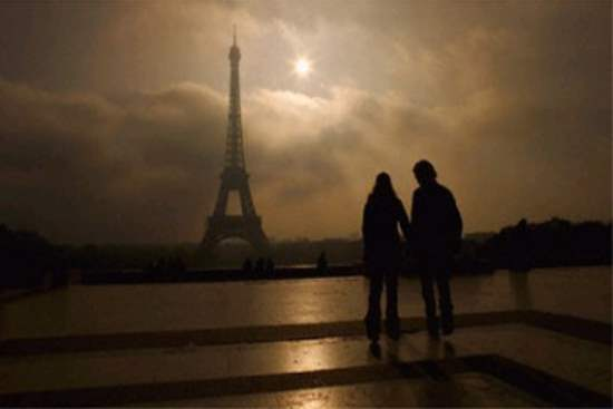How to Fall in Love in Paris