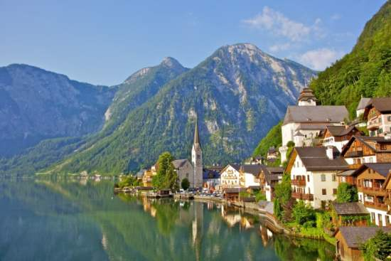 Top 10 Tourist Attractions in Austria