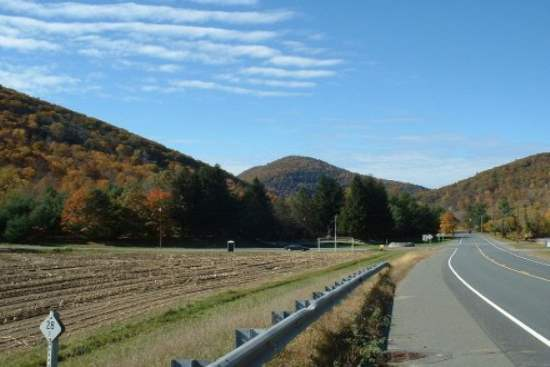 The Mohawk Trail : USA Road Trip