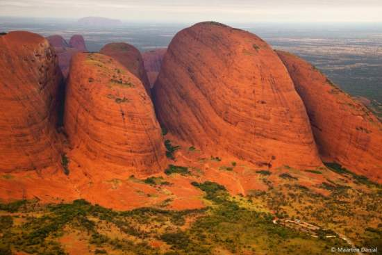 Uluru-Kata Tjuta National Park : Tourist Guide