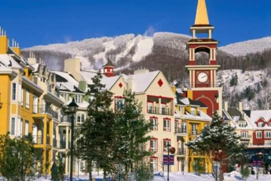 Top 7 Ski Resorts in North America