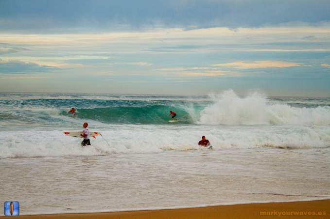 Top 5 surfing destinations in the world for Appart hotel hossegor